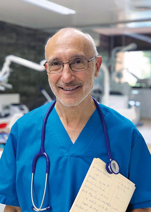 Dr. Juan Marcó Sedación