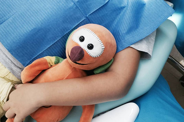 Tratamientos dentales niños